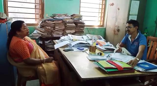 বিদ্যুৎ নিগম অফিসে ঝটিকা সফর বিধায়িকার